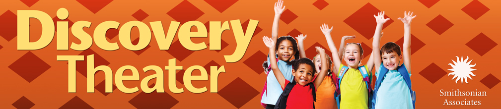 Discovery Theater Header Image